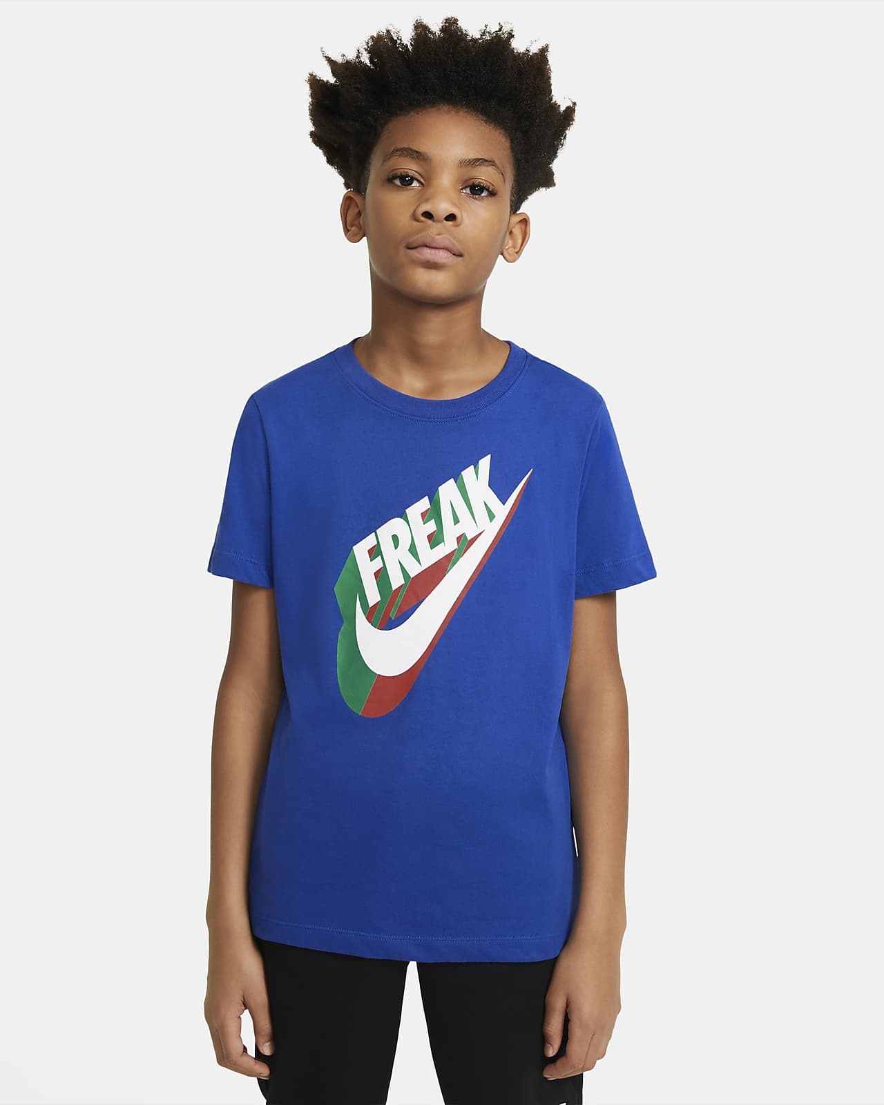 Nike Dri-FIT Giannis Freak Big Kids' T-Shirt