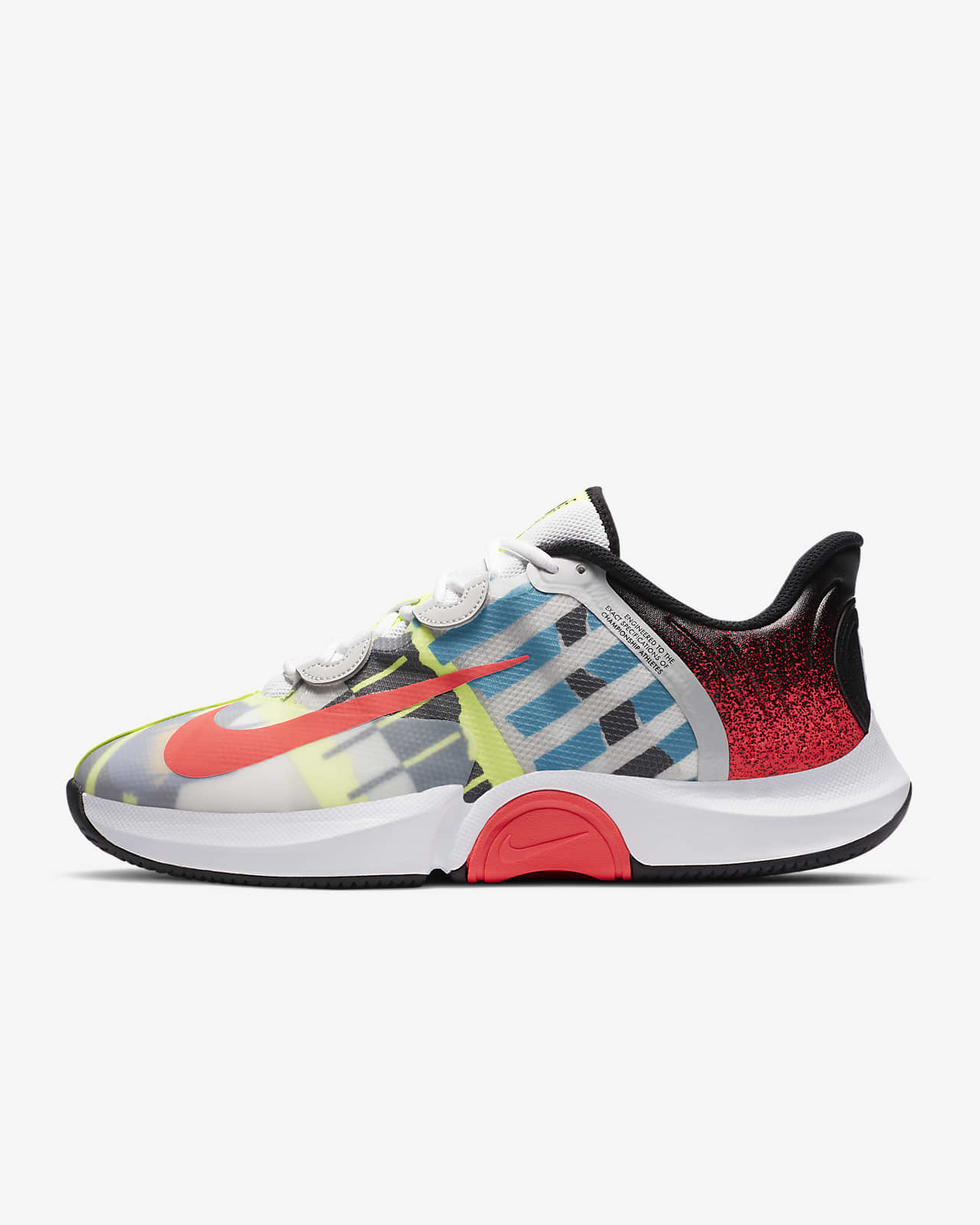 Nike Air Zoom GP Turbo HC 男子硬地球场网球鞋