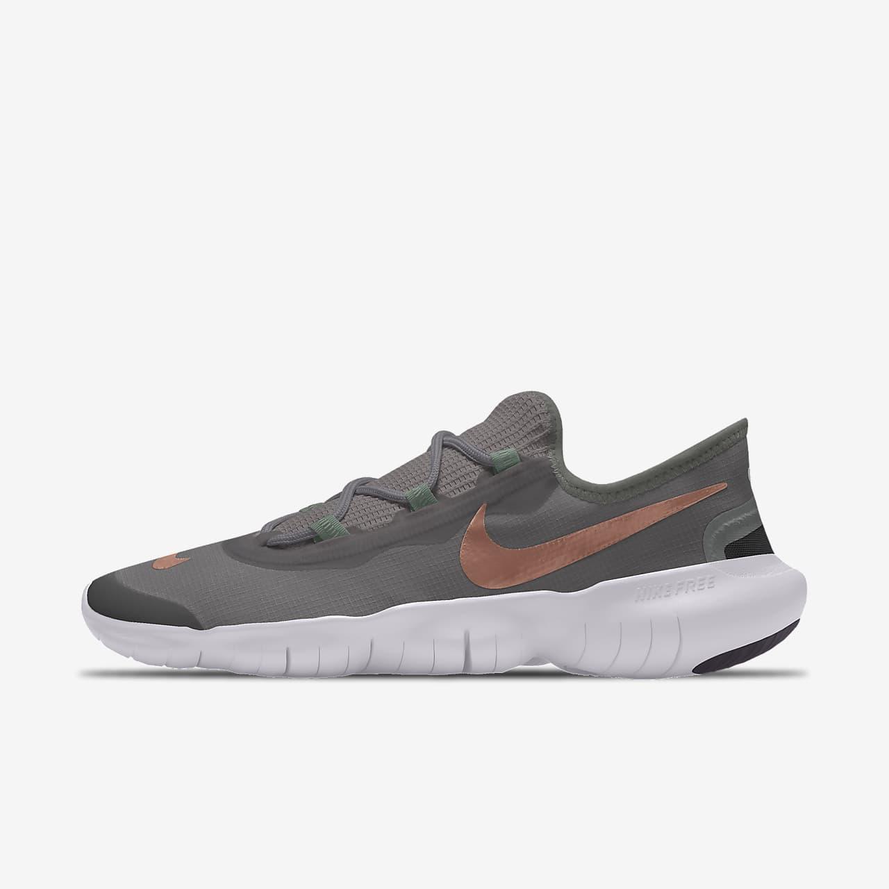 Nike Free RN 5.0 By You 客製女款跑鞋