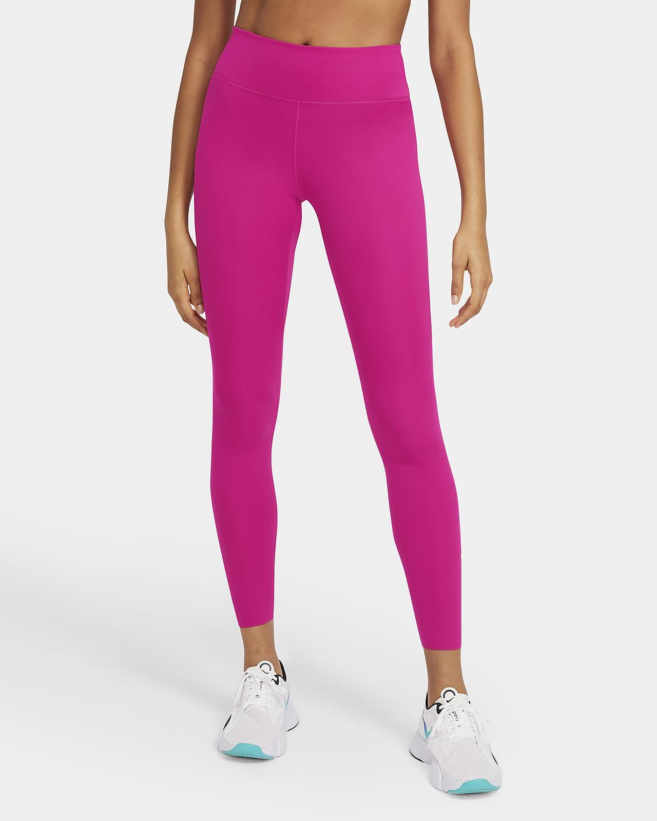 Nike One Luxe Normal Belli Kadın Taytı
