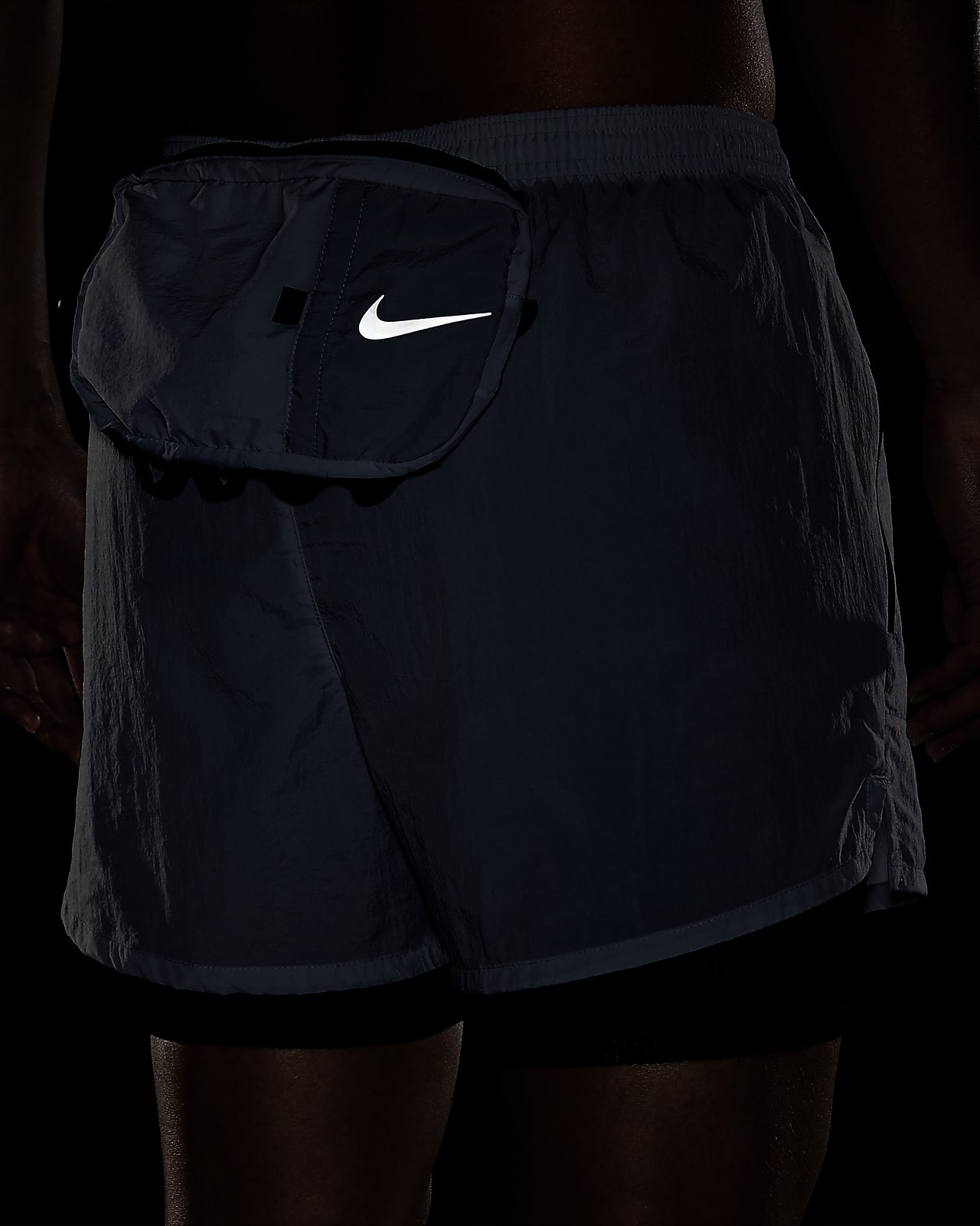 Nike Run Division Men's 3 In 1 Running Shorts. Nike NO