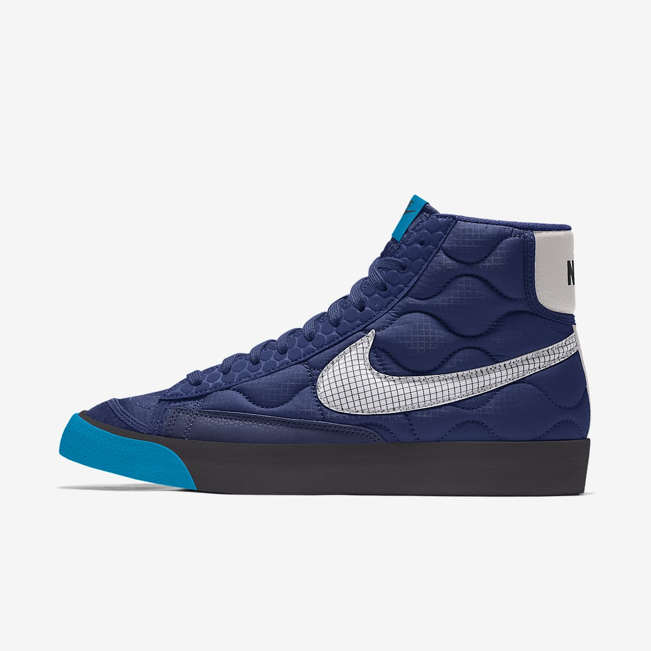 Scarpa personalizzabile Nike Blazer Mid Vintage '77 3M™ By You