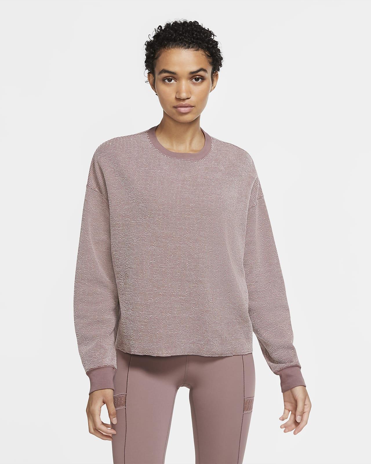 Nike Yoga-genser til dame