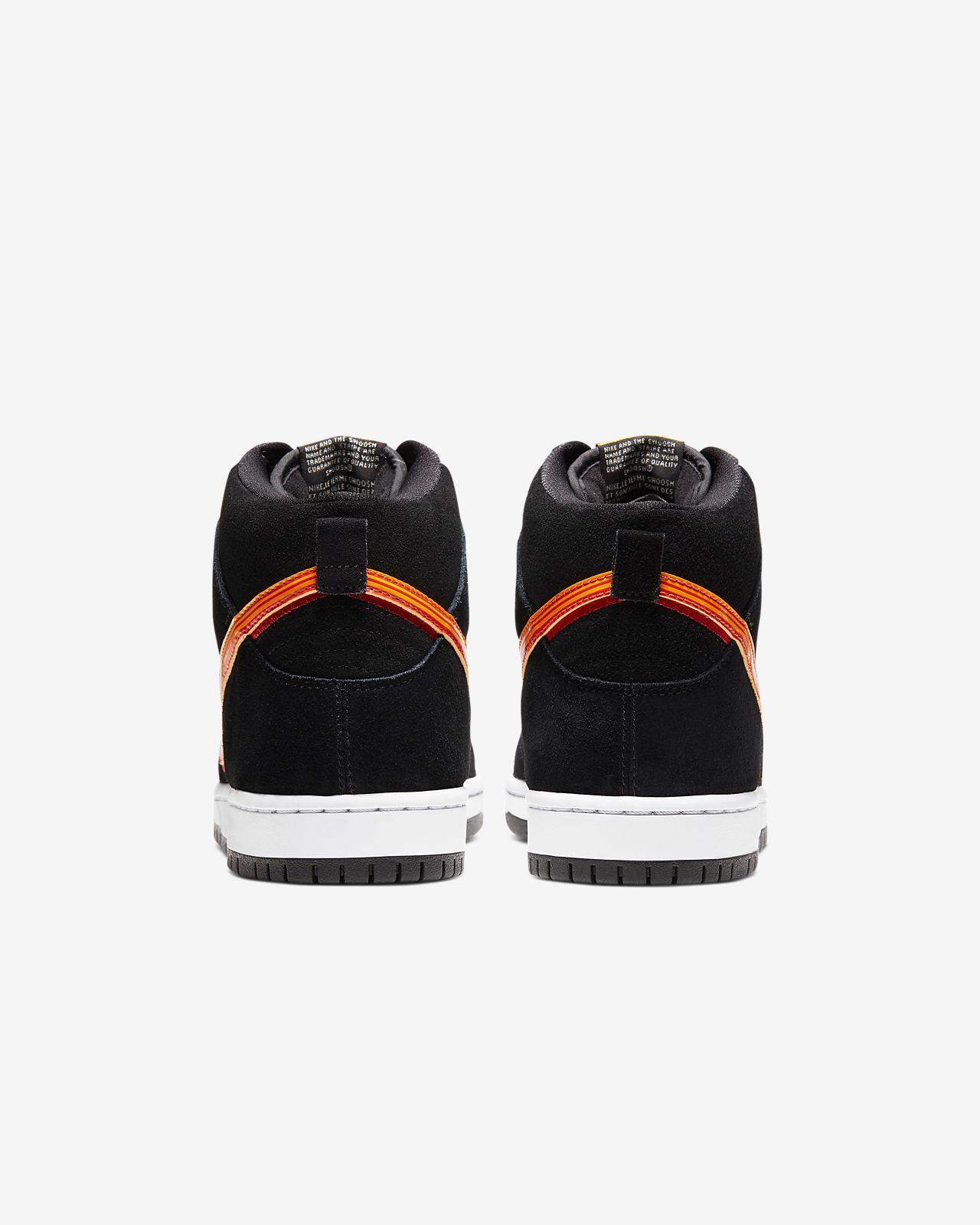 Sapatilhas de skateboard Nike SB Dunk High Pro para homem