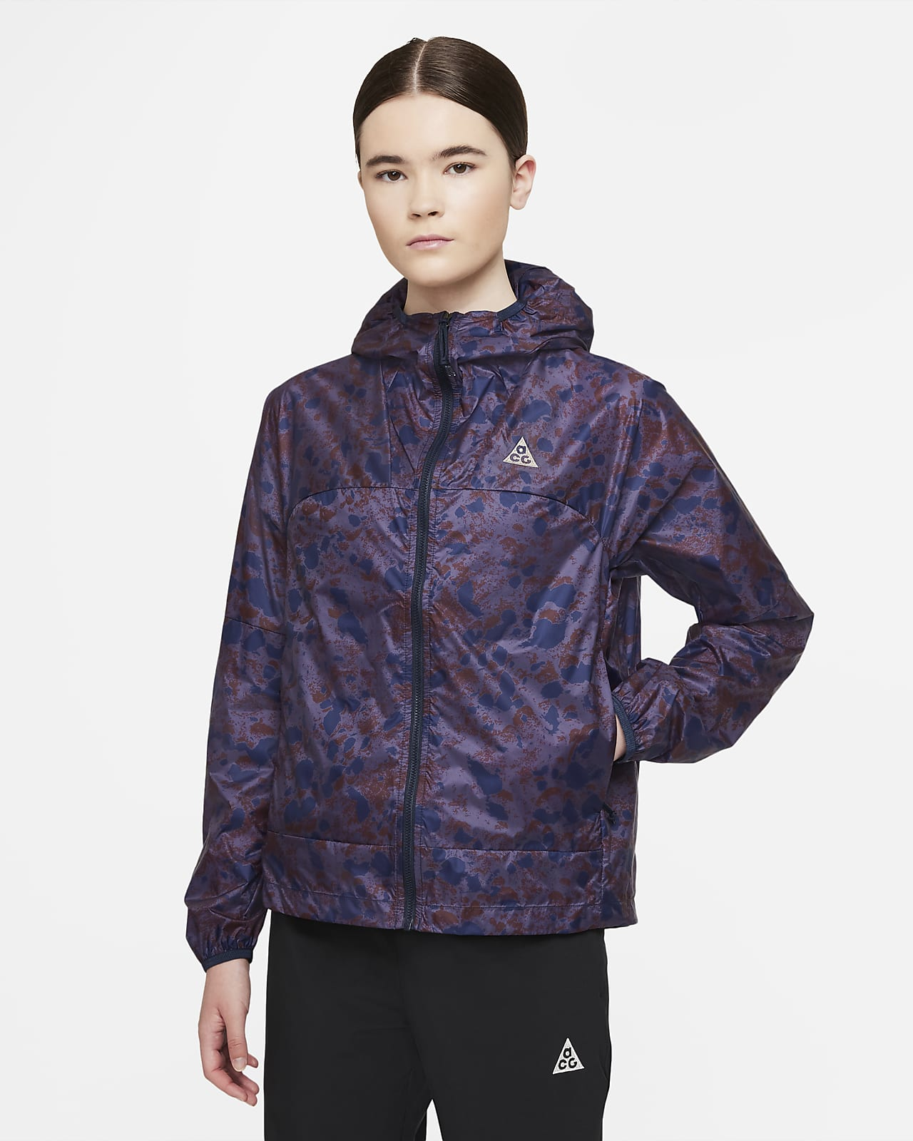"""Giacca con stampa all-over Nike ACG """"Cinder Cone"""" - Donna"""