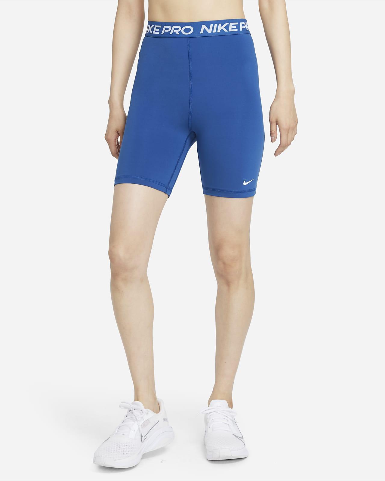 Shorts de 18 cm y tiro alto para mujer Nike Pro 365