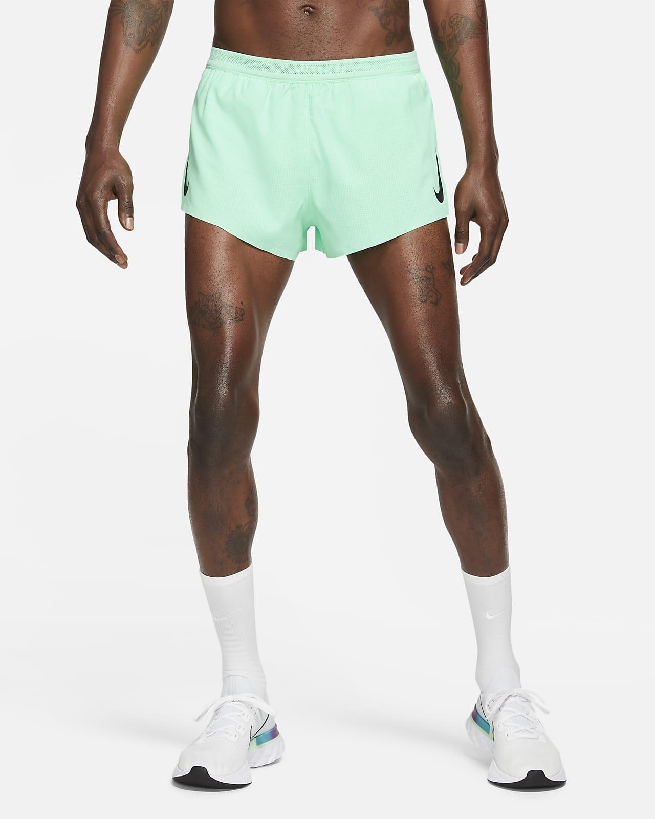 Shorts de running de 5 cm para hombre Nike AeroSwift