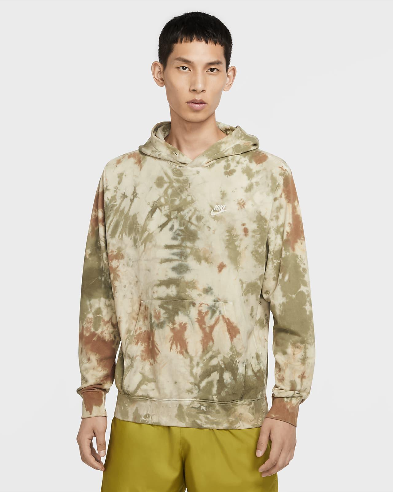 Nike Sportswear Sudadera con capucha tie-dye