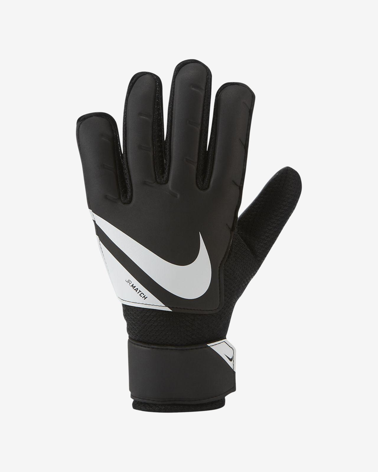 Футбольные перчатки для школьников Nike Jr. Goalkeeper Match
