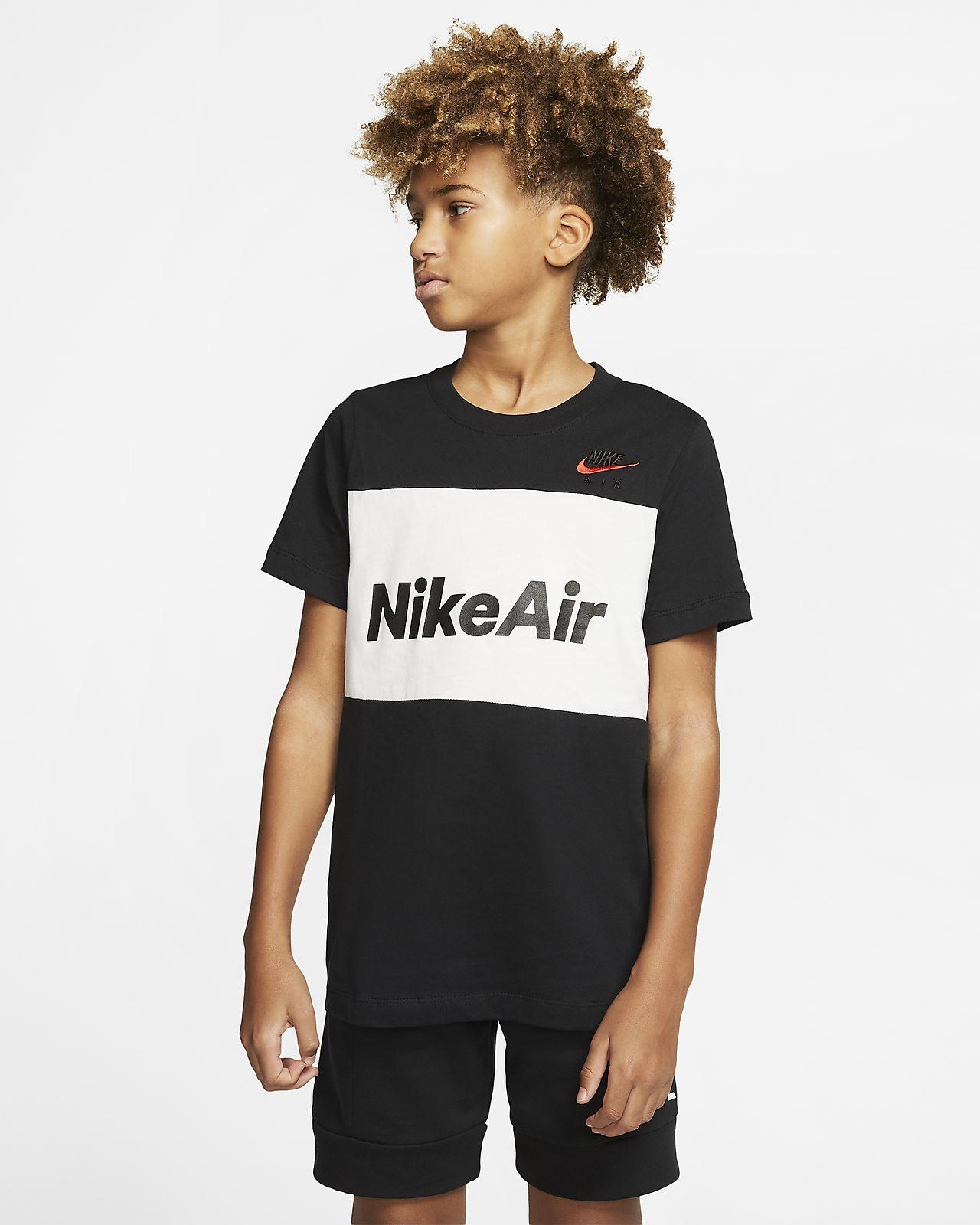 nike enfant garcon t shirt