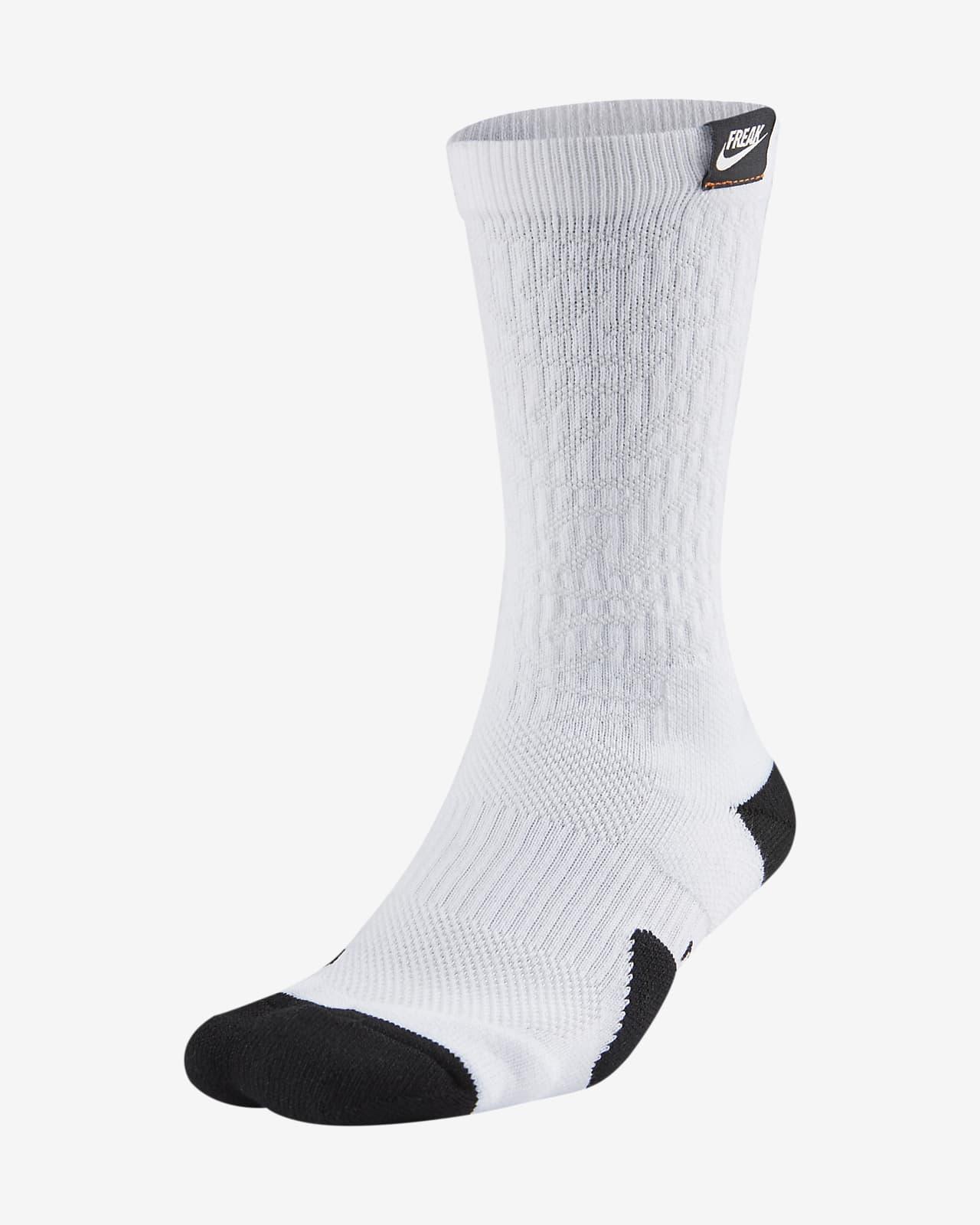 Chaussettes de basketball mi-mollet Nike Elite Giannis