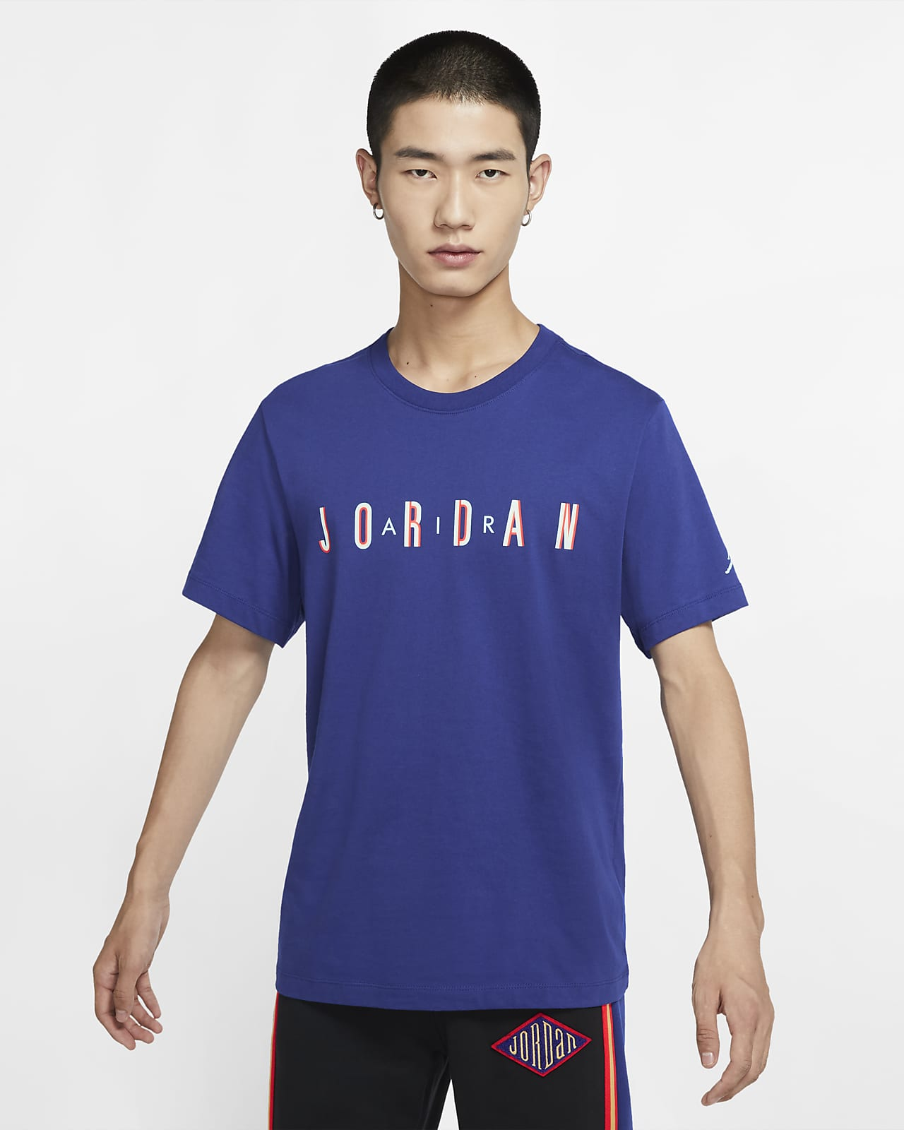 Jordan Sport DNA 男子短袖圆领上衣