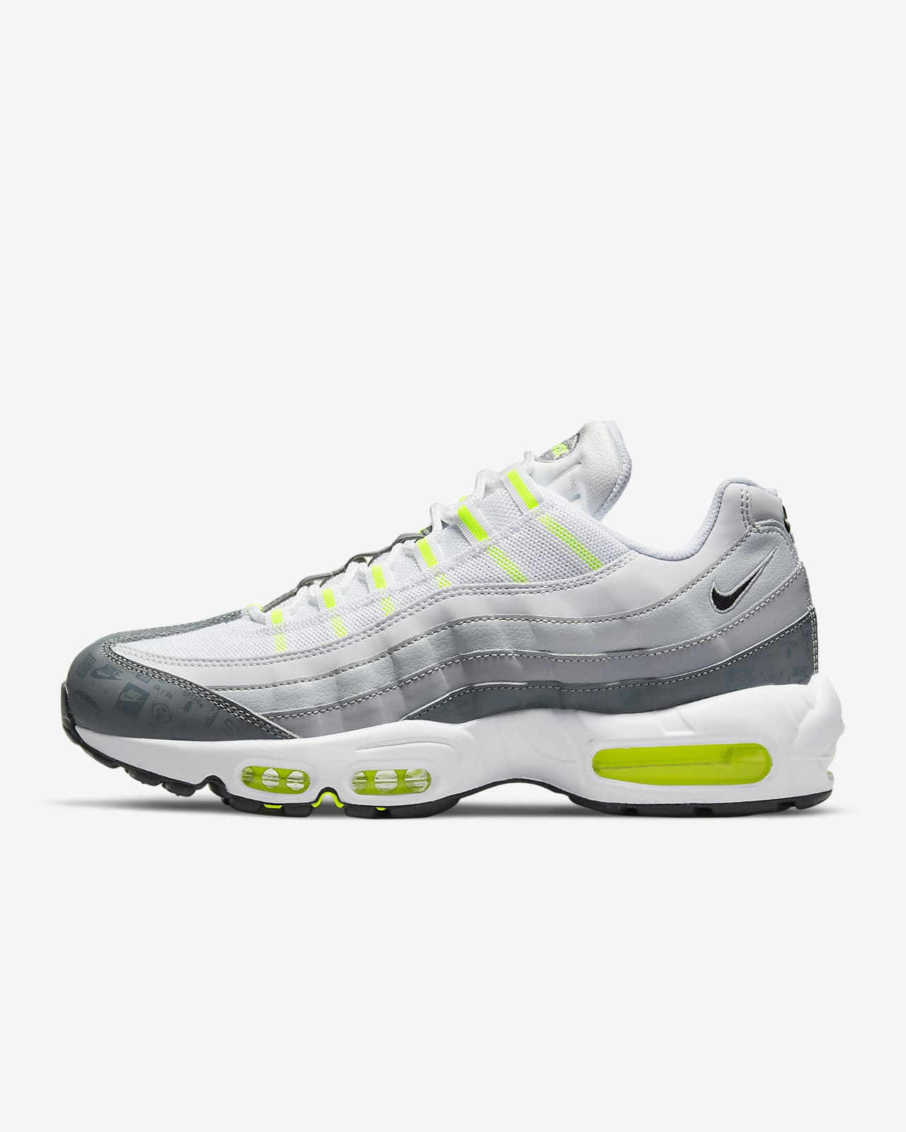 Chaussures Nike Air Max95 pour Homme