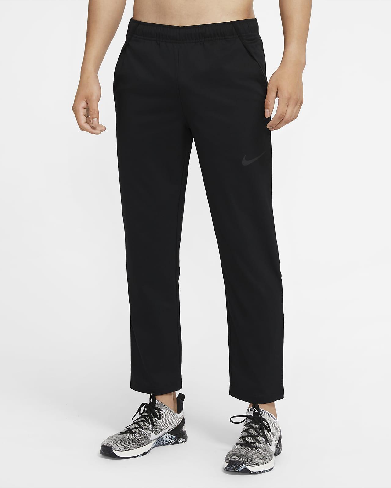 Calças de treino entrançadas Nike Dri-FIT para homem