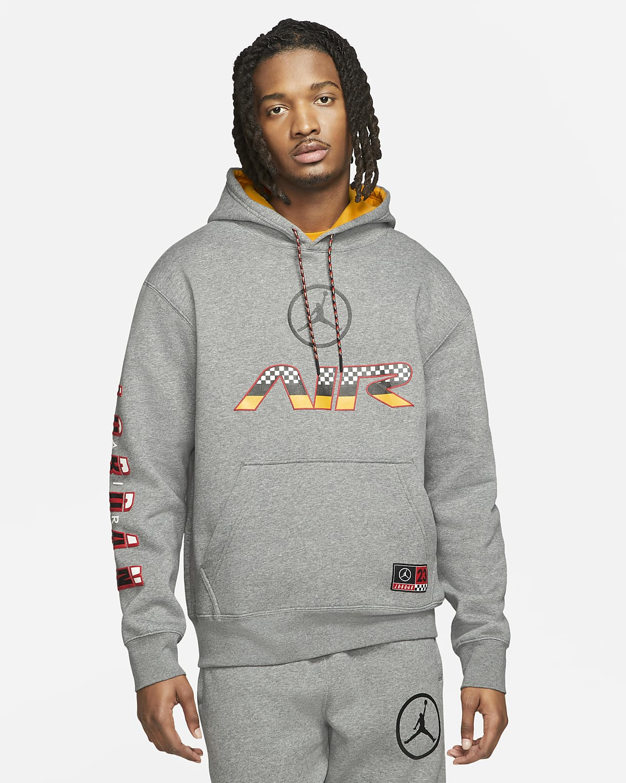 Jordan Sport DNA HBR Kapüşonlu Erkek Sweatshirt'ü
