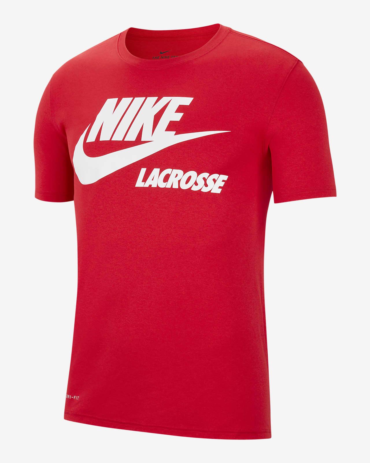 Nike Dri-FIT Men's Lacrosse T-Shirt