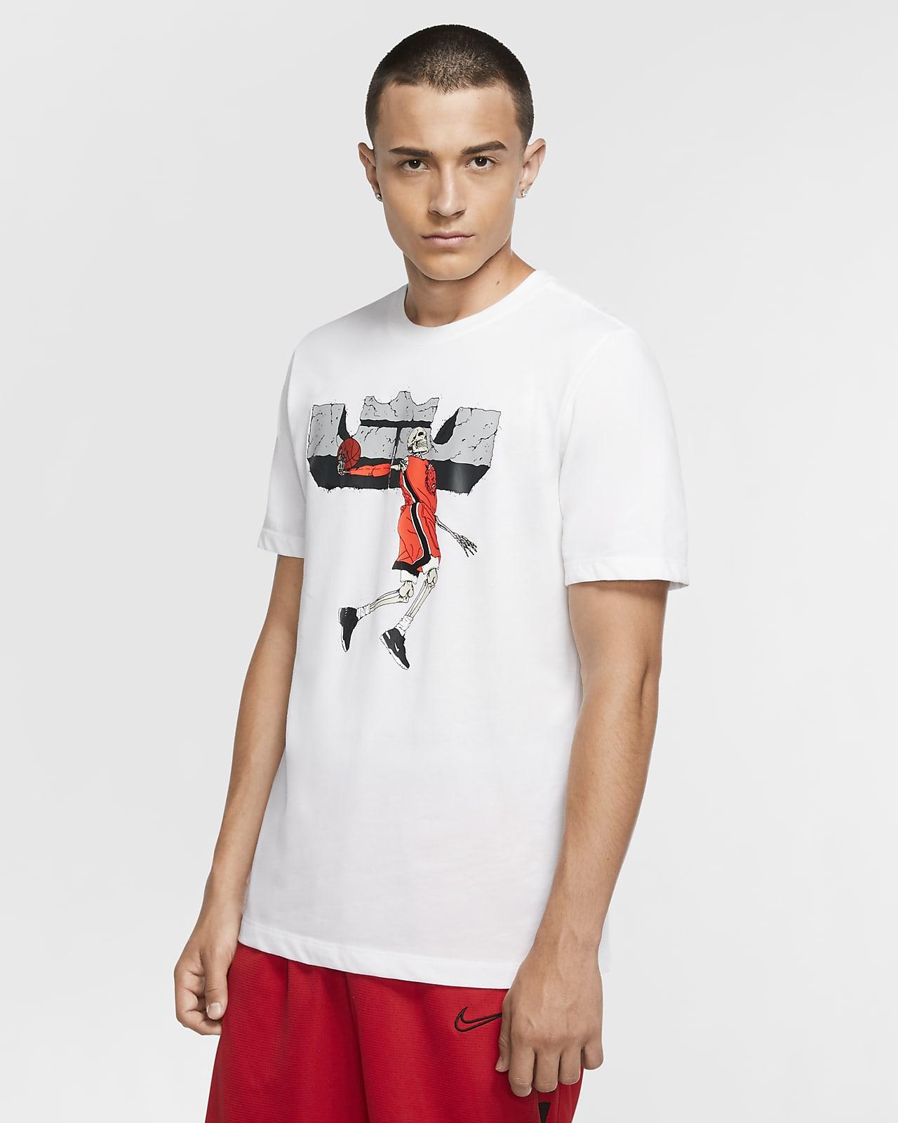 Nike Dri-FIT LeBron Logo 男款籃球 T 恤