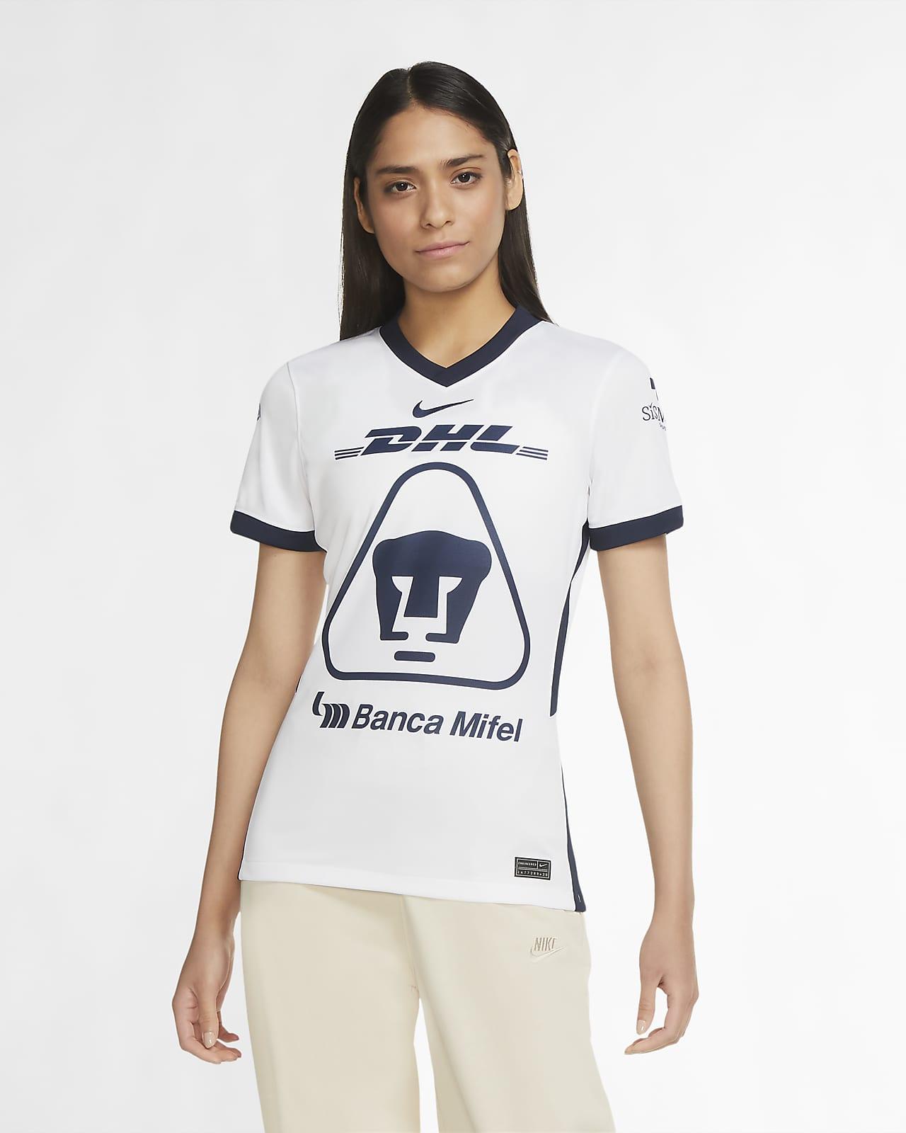 Camiseta de fútbol para mujer Pumas UNAM de local Stadium 2020/21