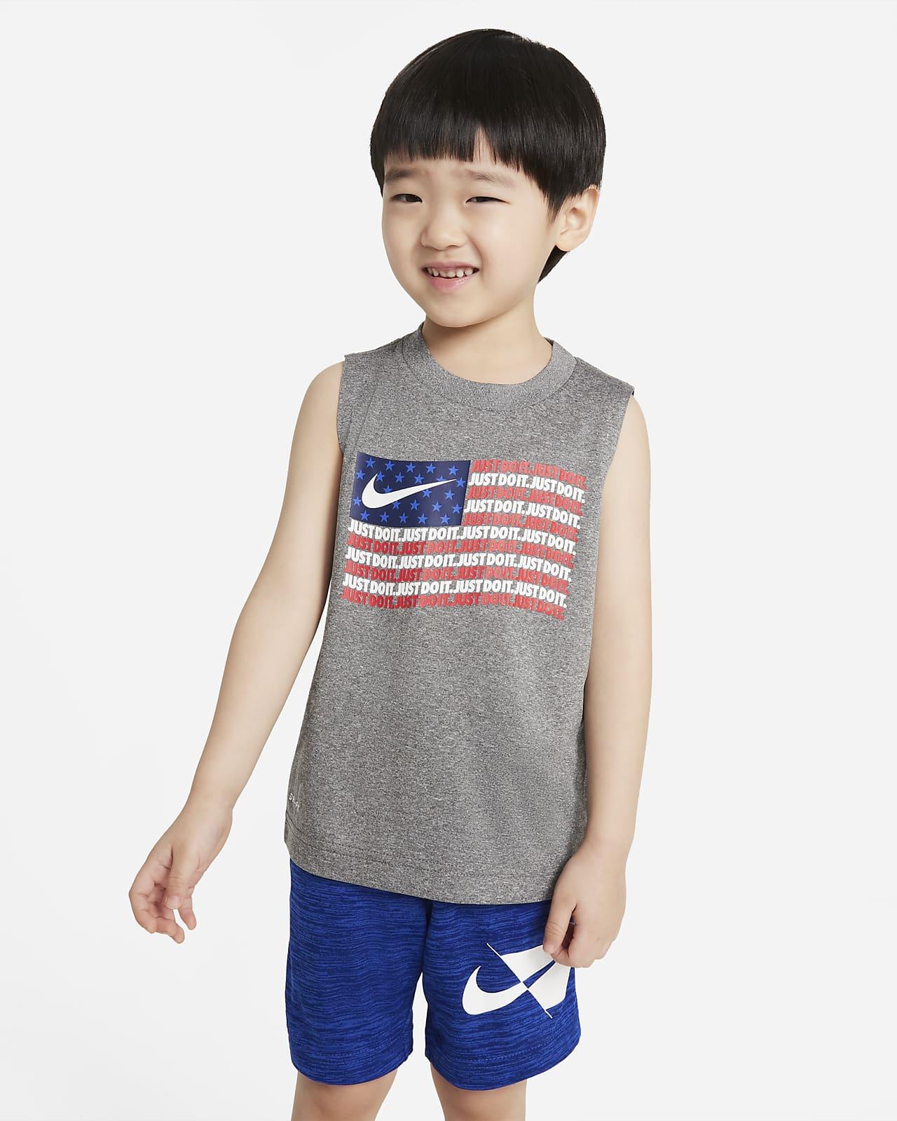 Camiseta de tirantes infantil Nike Dri-FIT