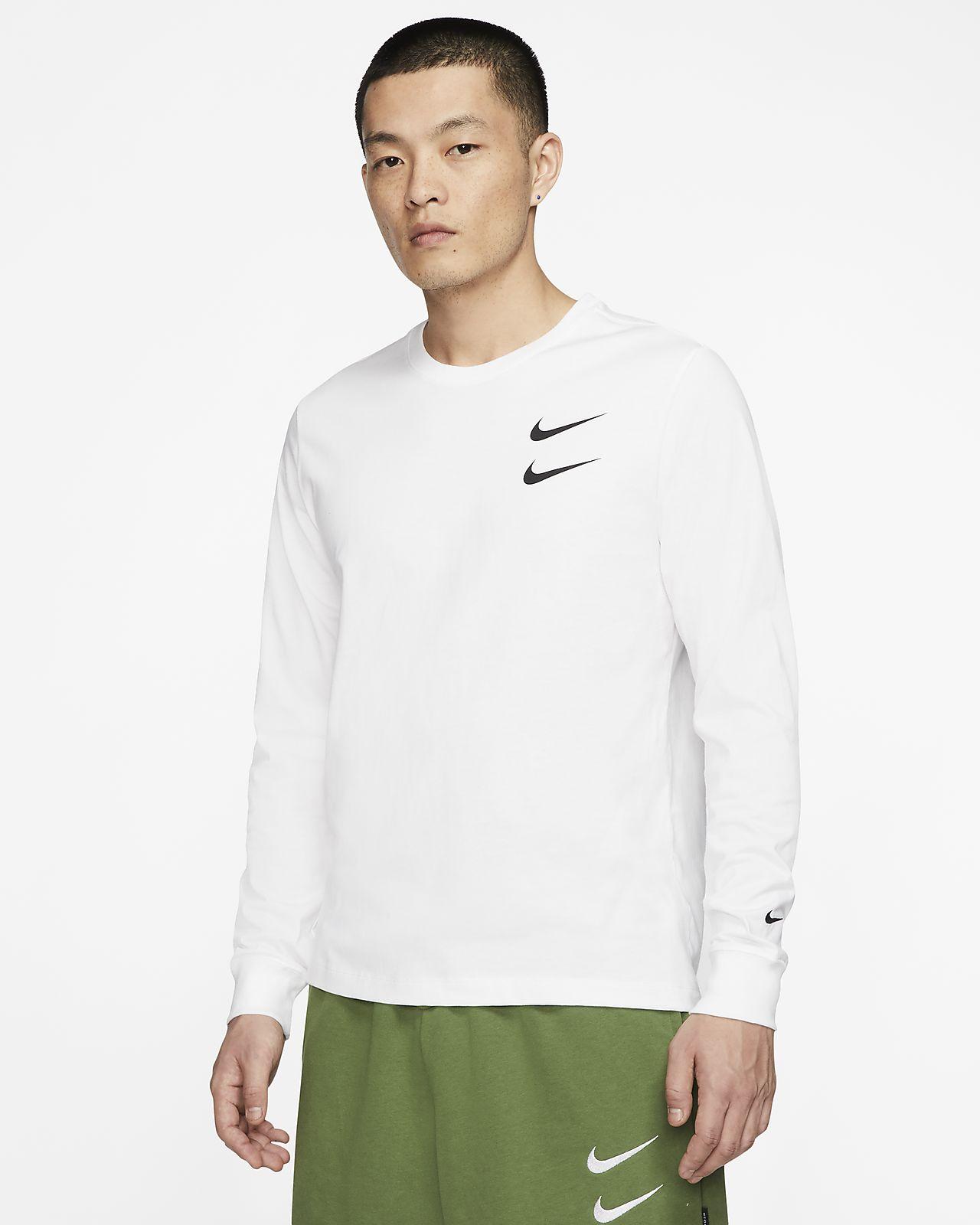 Nike Sportswear Swoosh Men's Long-Sleeve T-Shirt
