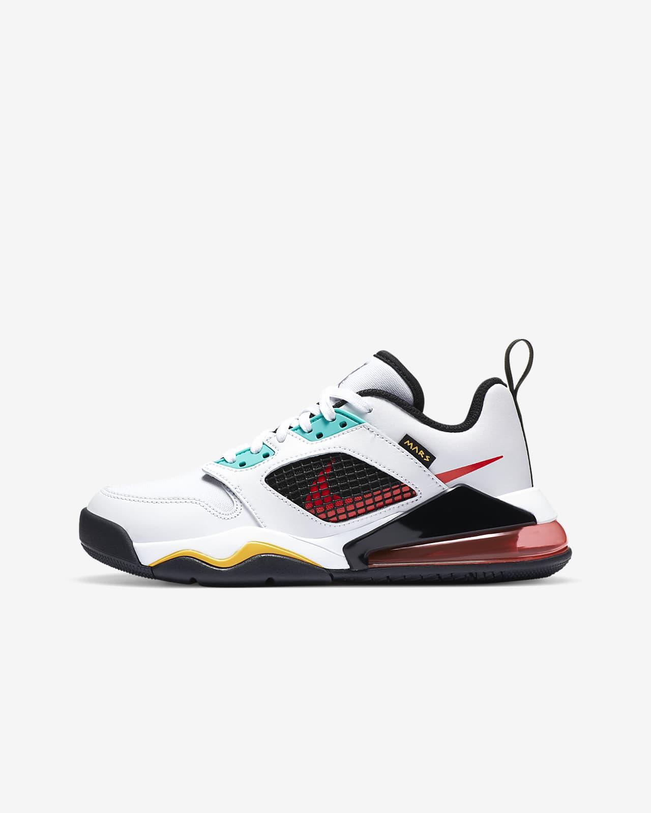 Jordan Mars 270 Low BG 大童运动童鞋