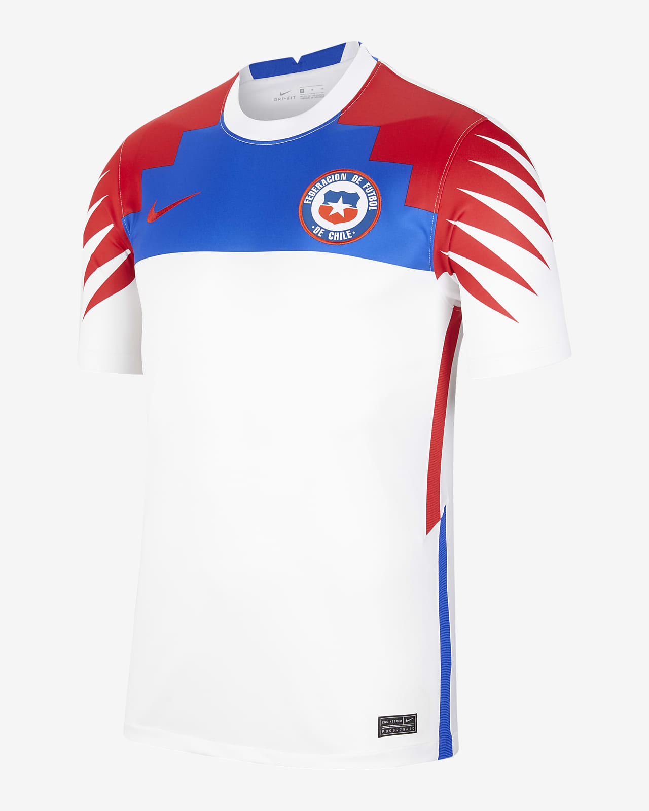 Chile 2020/21 Stadium Away Men's Football Shirt