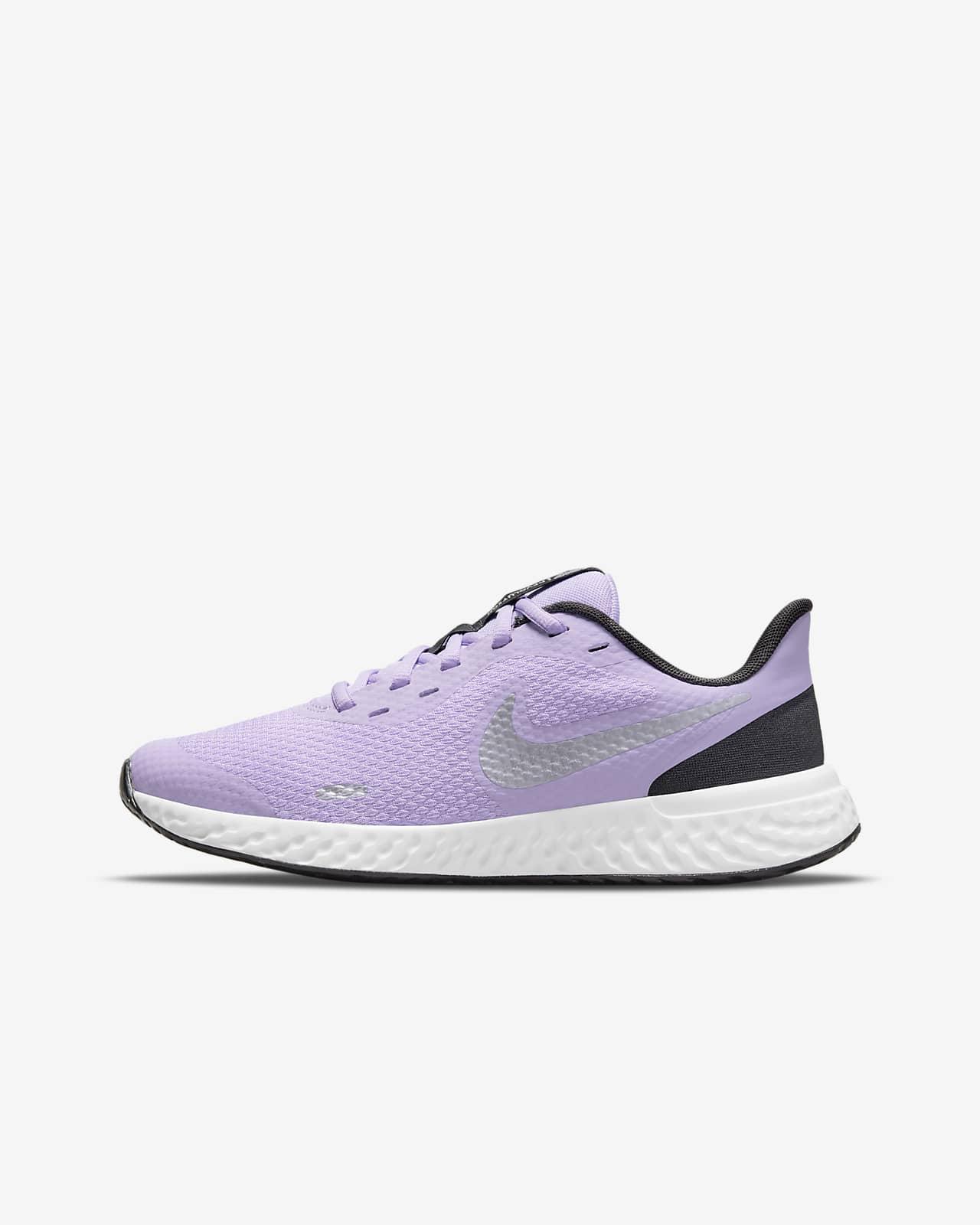 Nike Revolution 5 大童路跑鞋