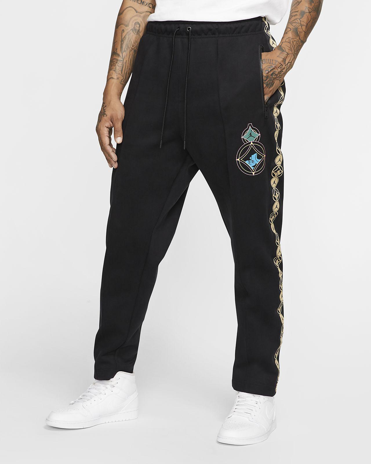 pantaloni nike nylon uomo