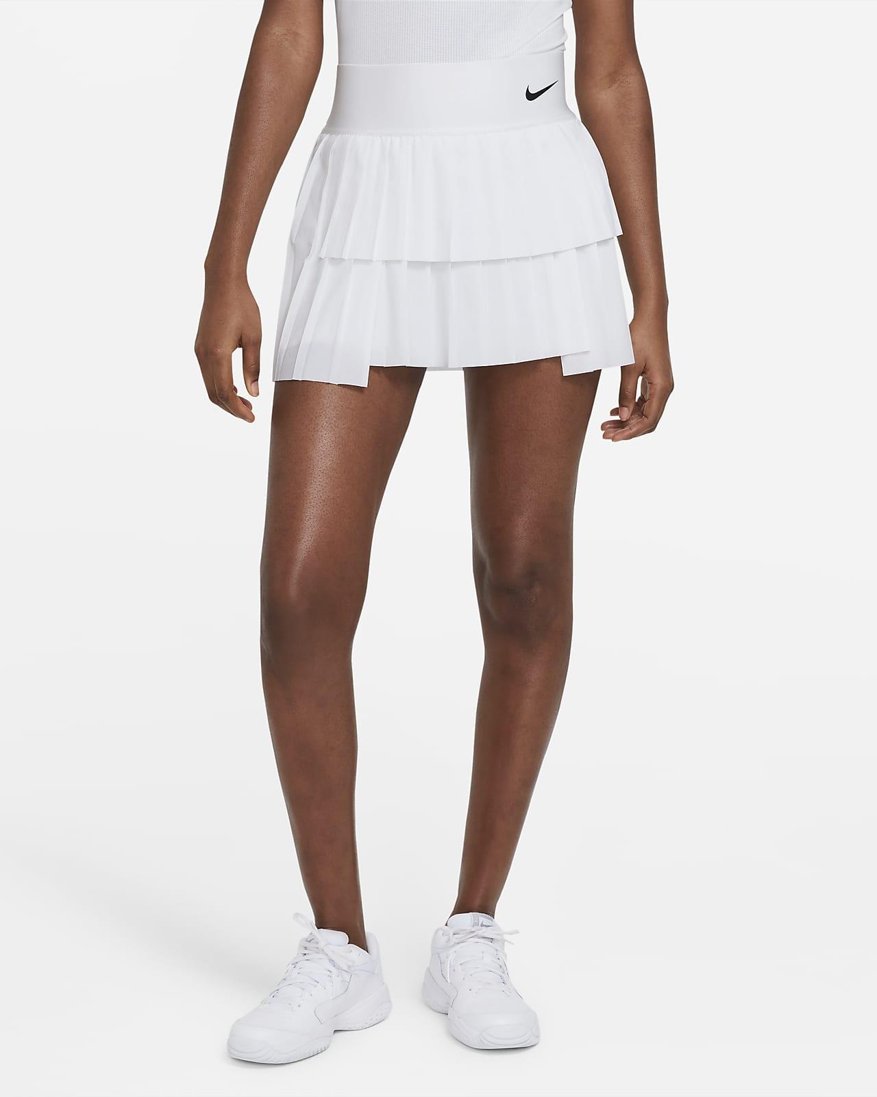 Gonna da tennis a pieghe NikeCourt Advantage - Donna