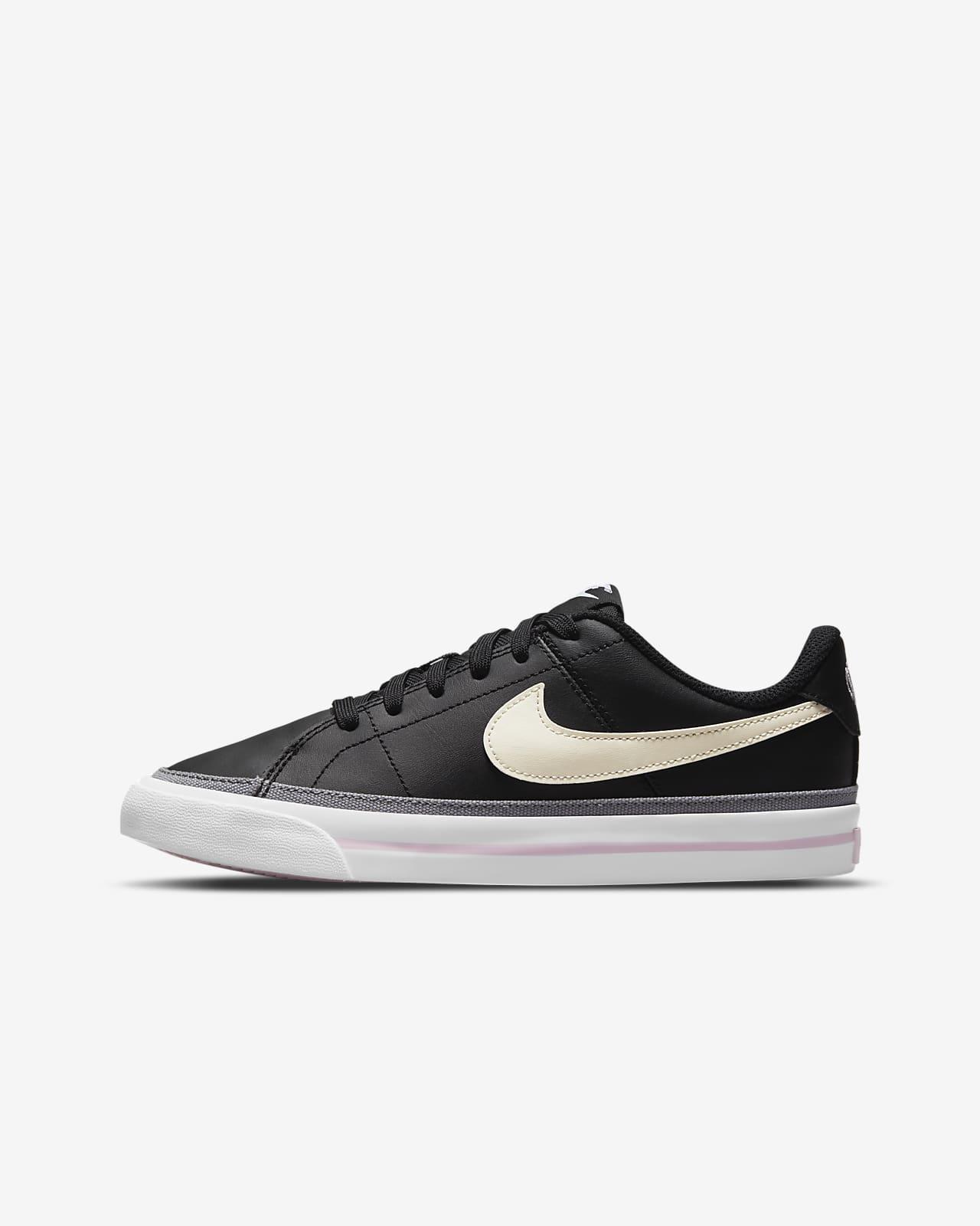 รองเท้าเด็กโต Nike Court Legacy SE