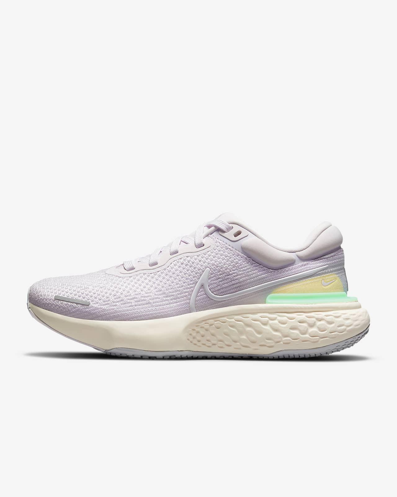 รองเท้าวิ่งผู้หญิง Nike ZoomX Invincible Run Flyknit