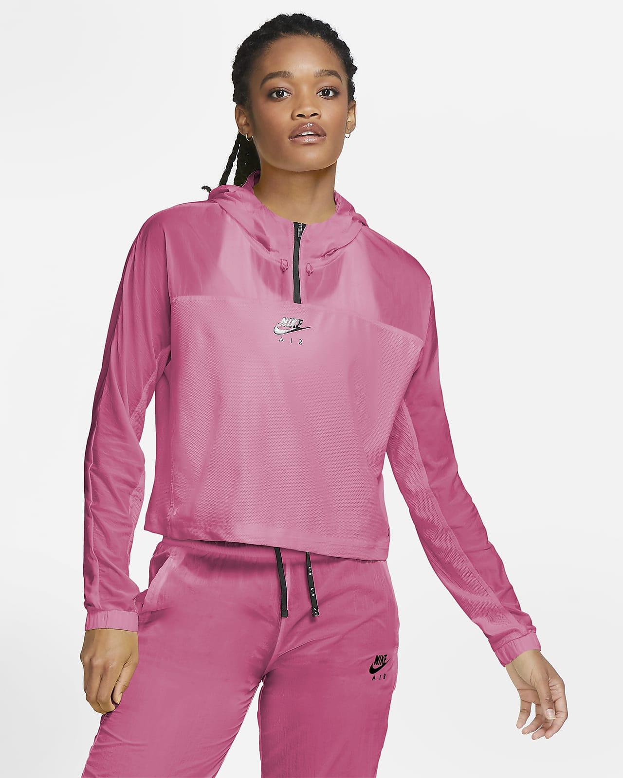 Nike Air Jaqueta amb caputxa de running - Dona