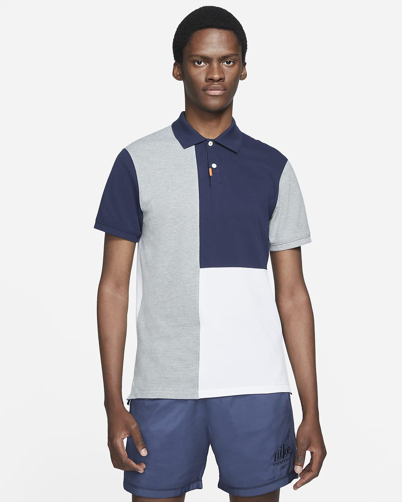 The Nike Polo Men's Colour-Blocked Slim Fit Polo