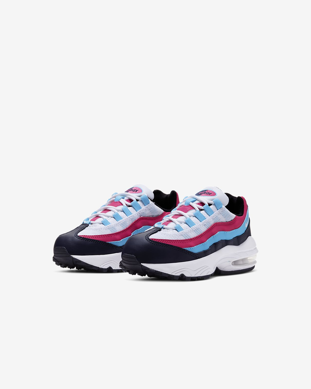 NIKE AIR MAX /'95 PS KID/'S SHOES SIZE 3Y NEW 905461 104