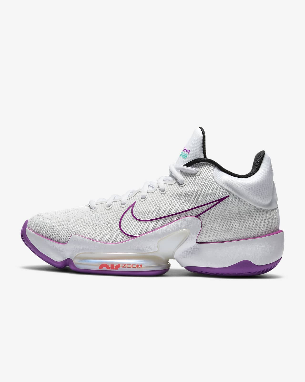 Nike Zoom Rize 2 Basketball Shoe