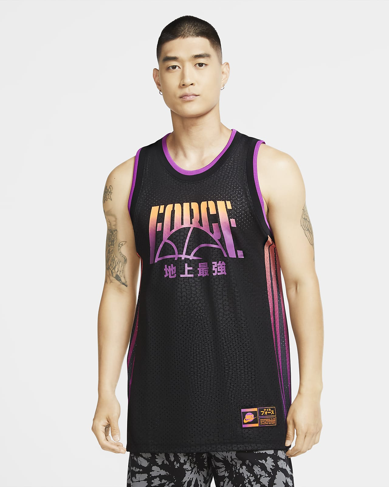 Nike KMA Samarreta de bàsquet - Home