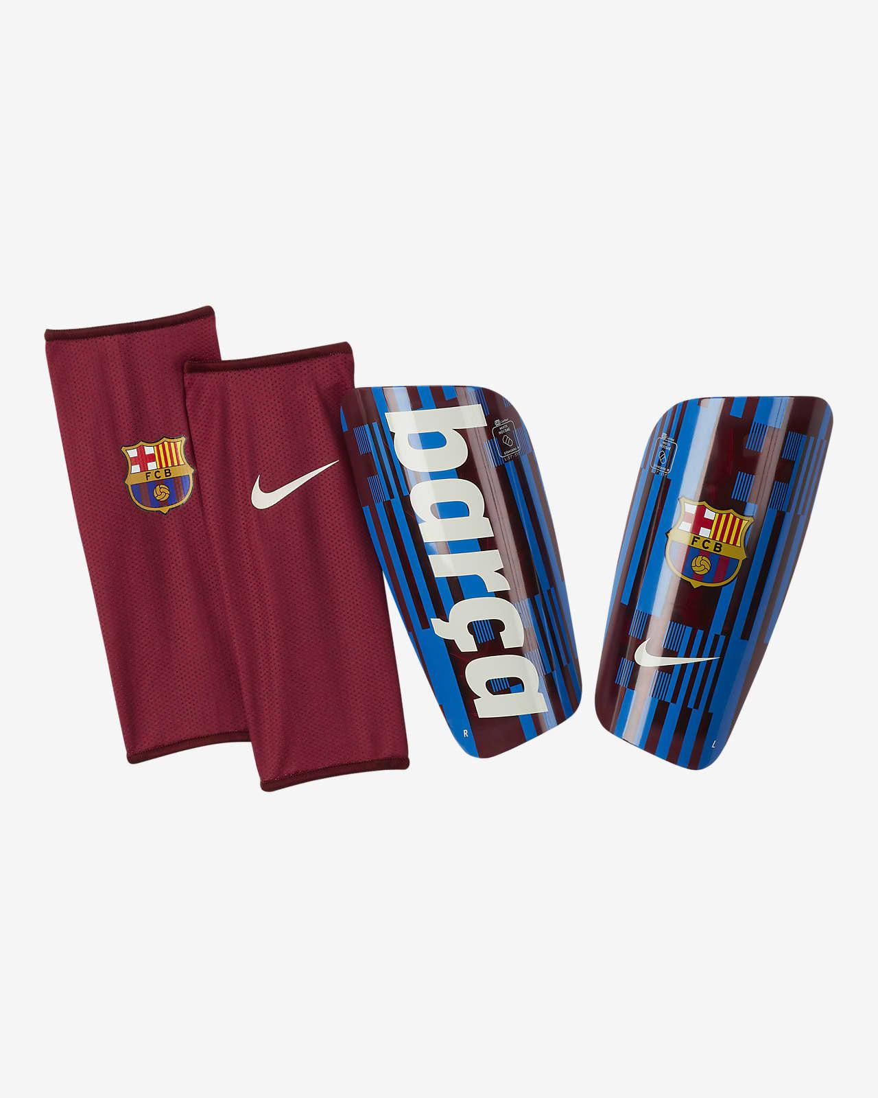 F.C. Barcelona Mercurial Lite Football Shinguards
