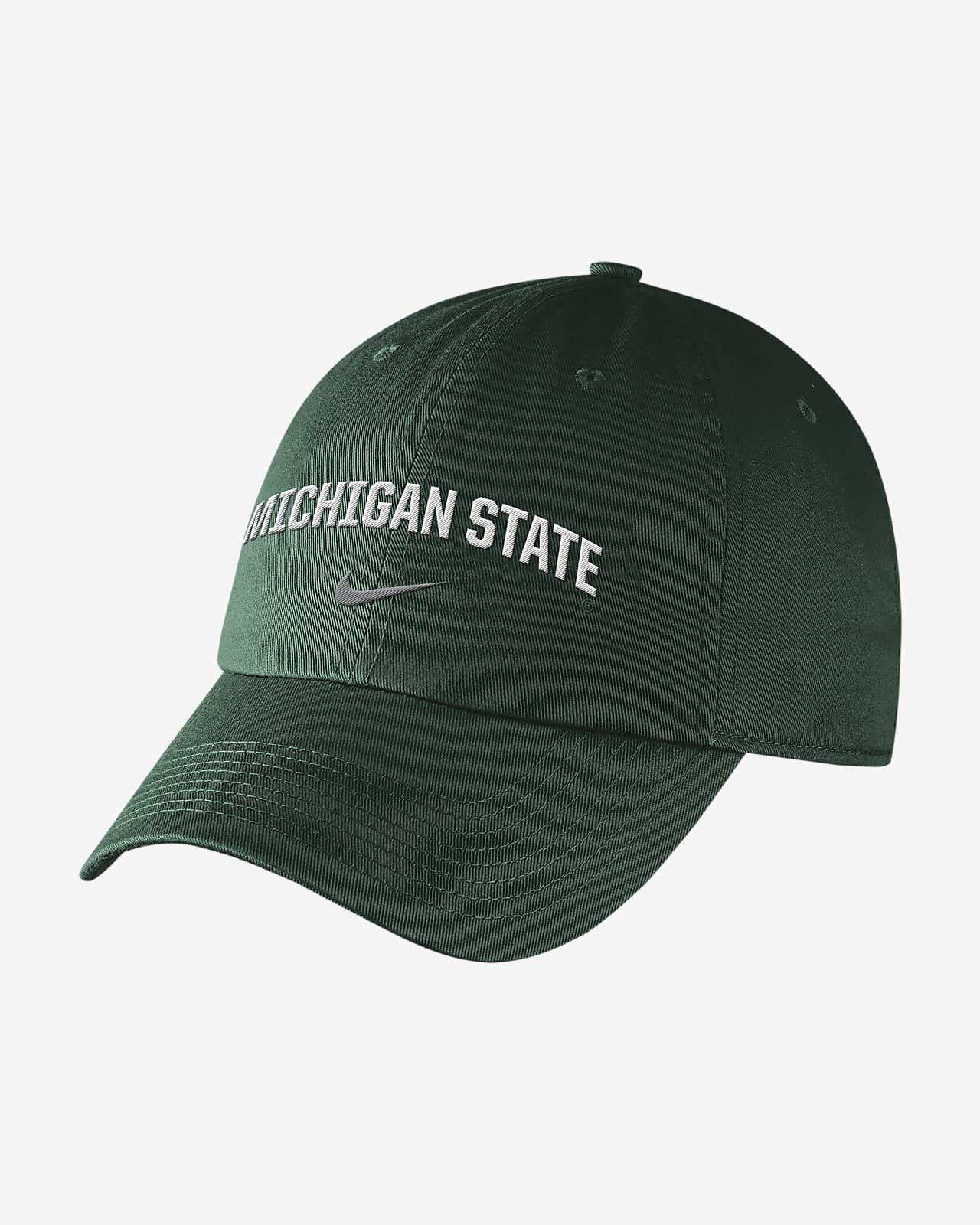 Nike College (Michigan State) Hat