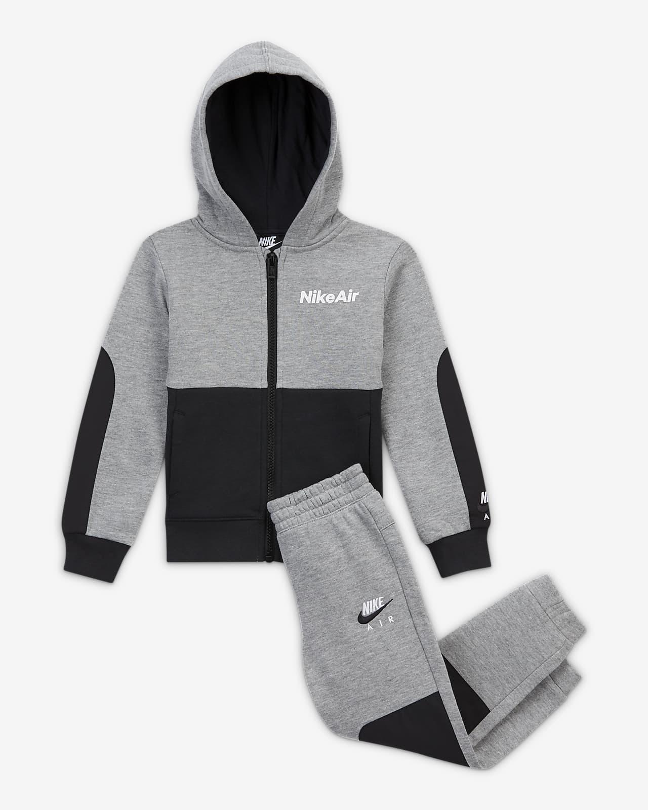 Nike Air Set aus Hoodie und Hose für Kleinkinder