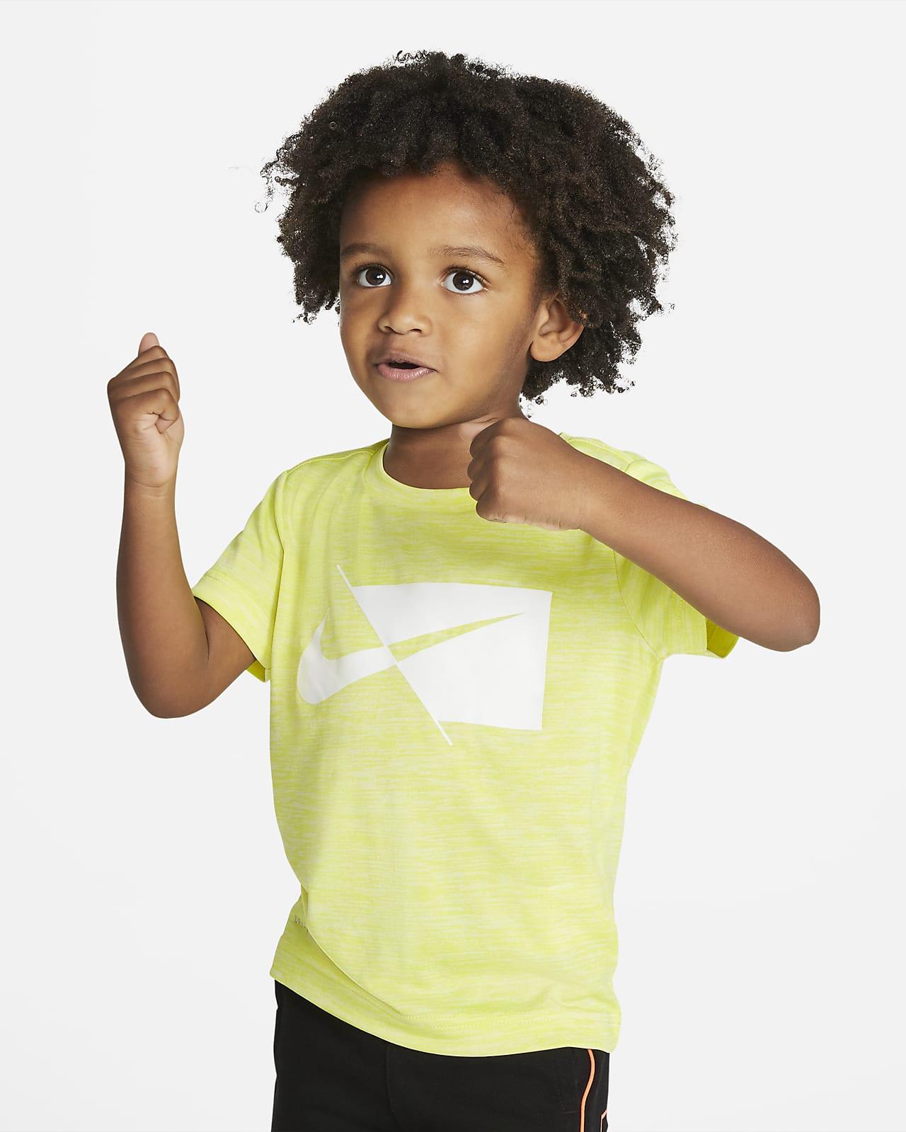 Playera infantil Nike Dri-FIT