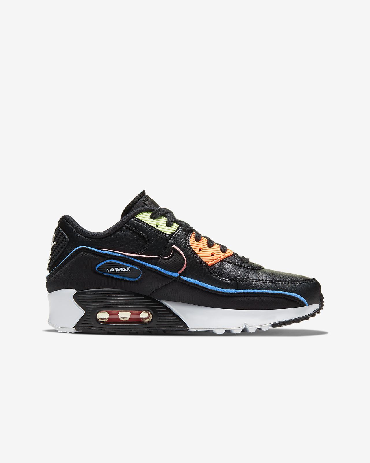 Nike Official Nike Air Max 90 Se Big Kids Shoe Online Store Mail
