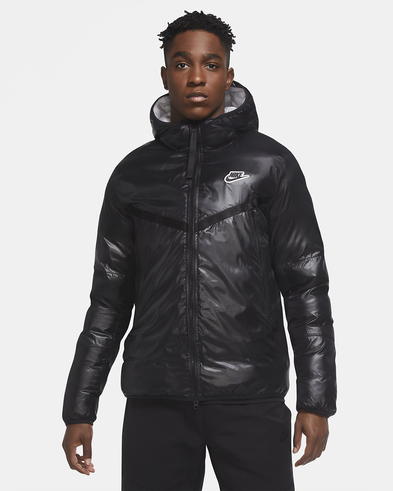 Nike Sportswear Synthetic-Fill Windrunner Men's Repel Jacket