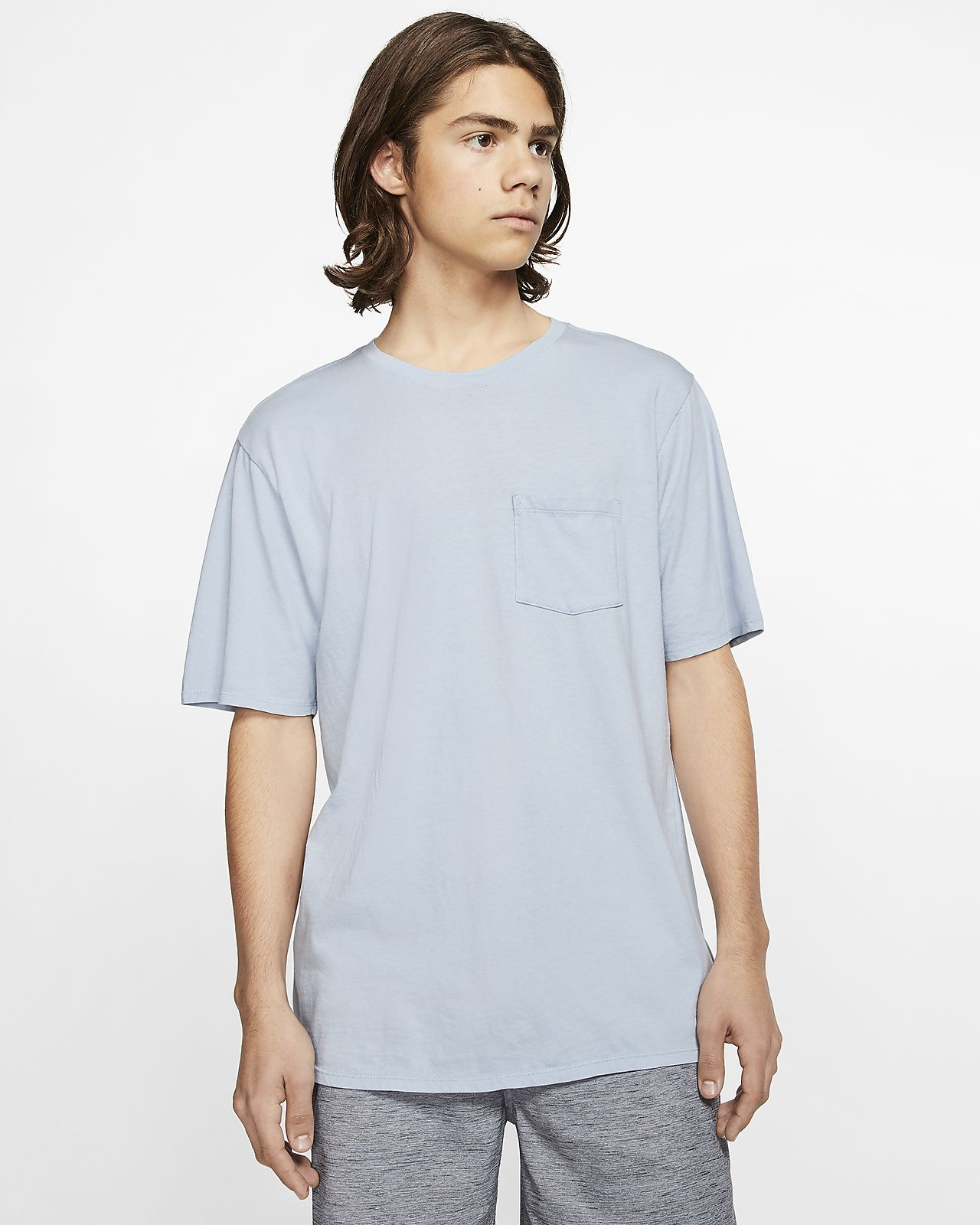 Hurley Staple Pocket Men's T-Shirt