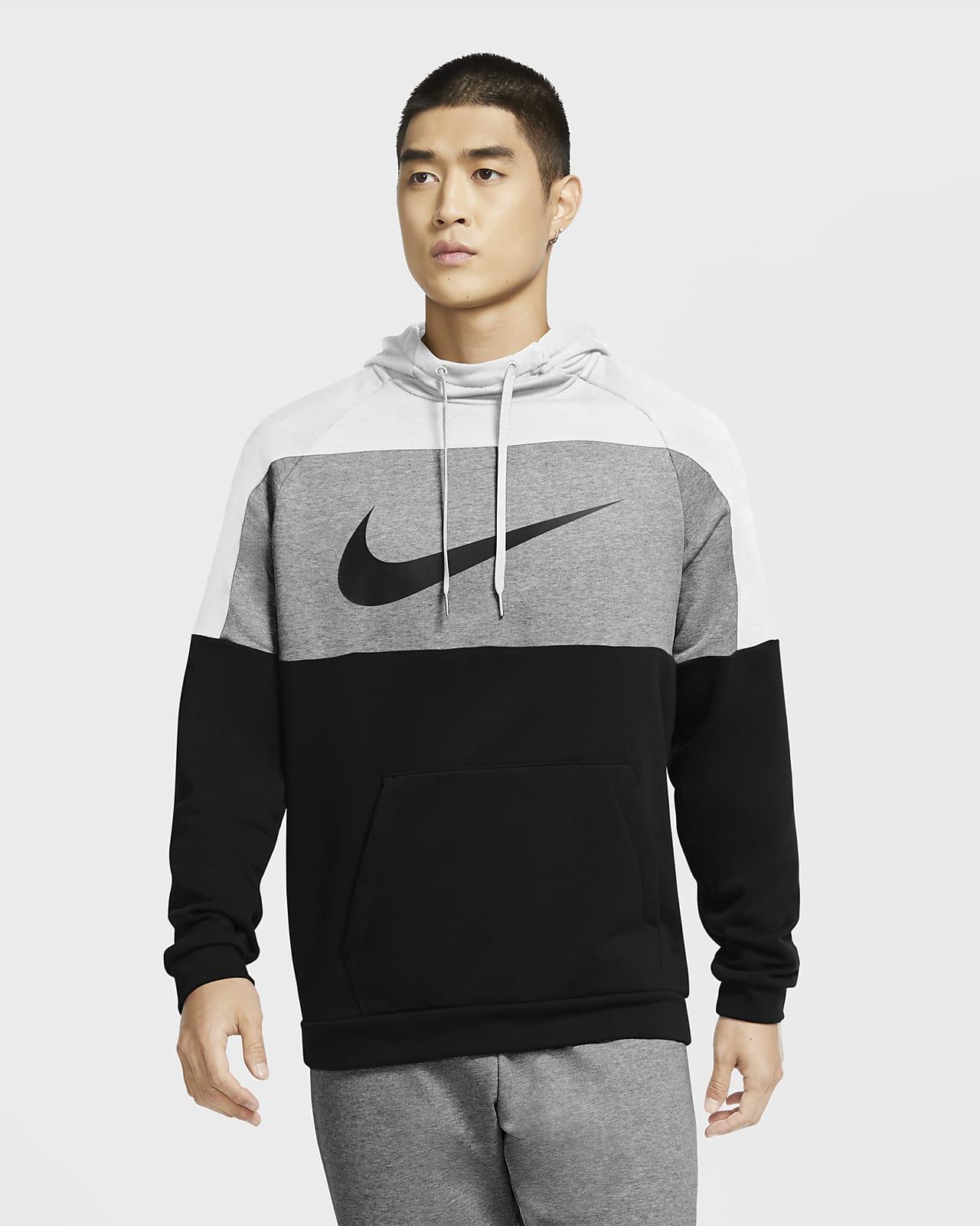Hoodie pullover de treino Nike Dri-FIT para homem