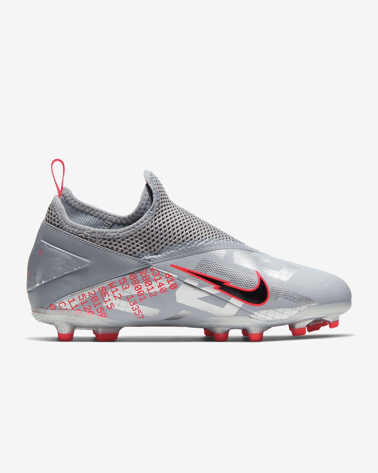 Nike Jr. Phantom Vision 2 Academy Dynamic Fit MG Voetbalschoen voor kleuterskids (meerdere ondergronden)
