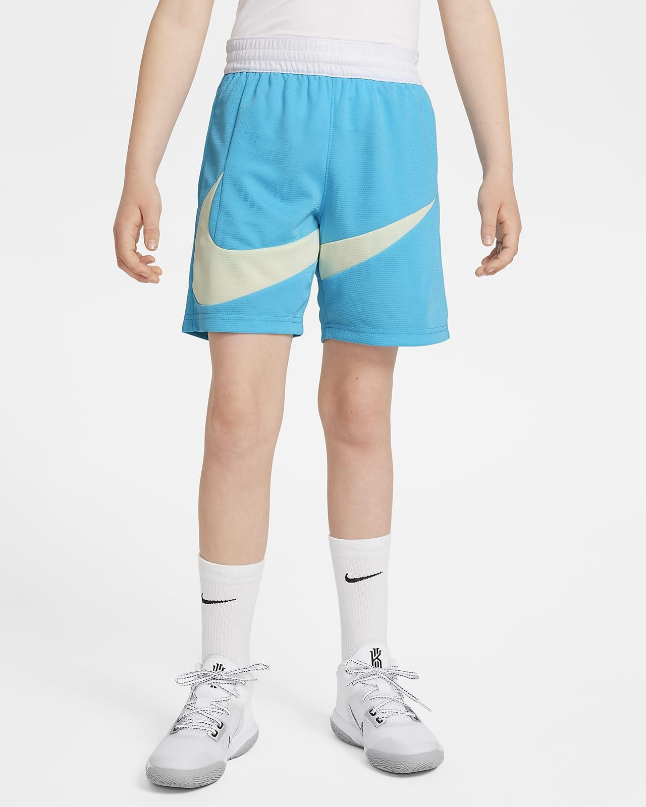 Nike Dri-FIT 大童 (男童) 籃球褲