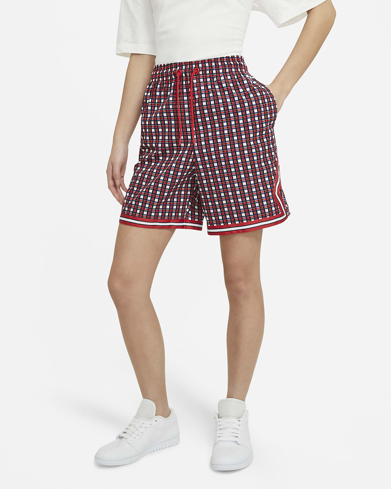 Shorts de tejido Woven para mujer del Paris Saint-Germain