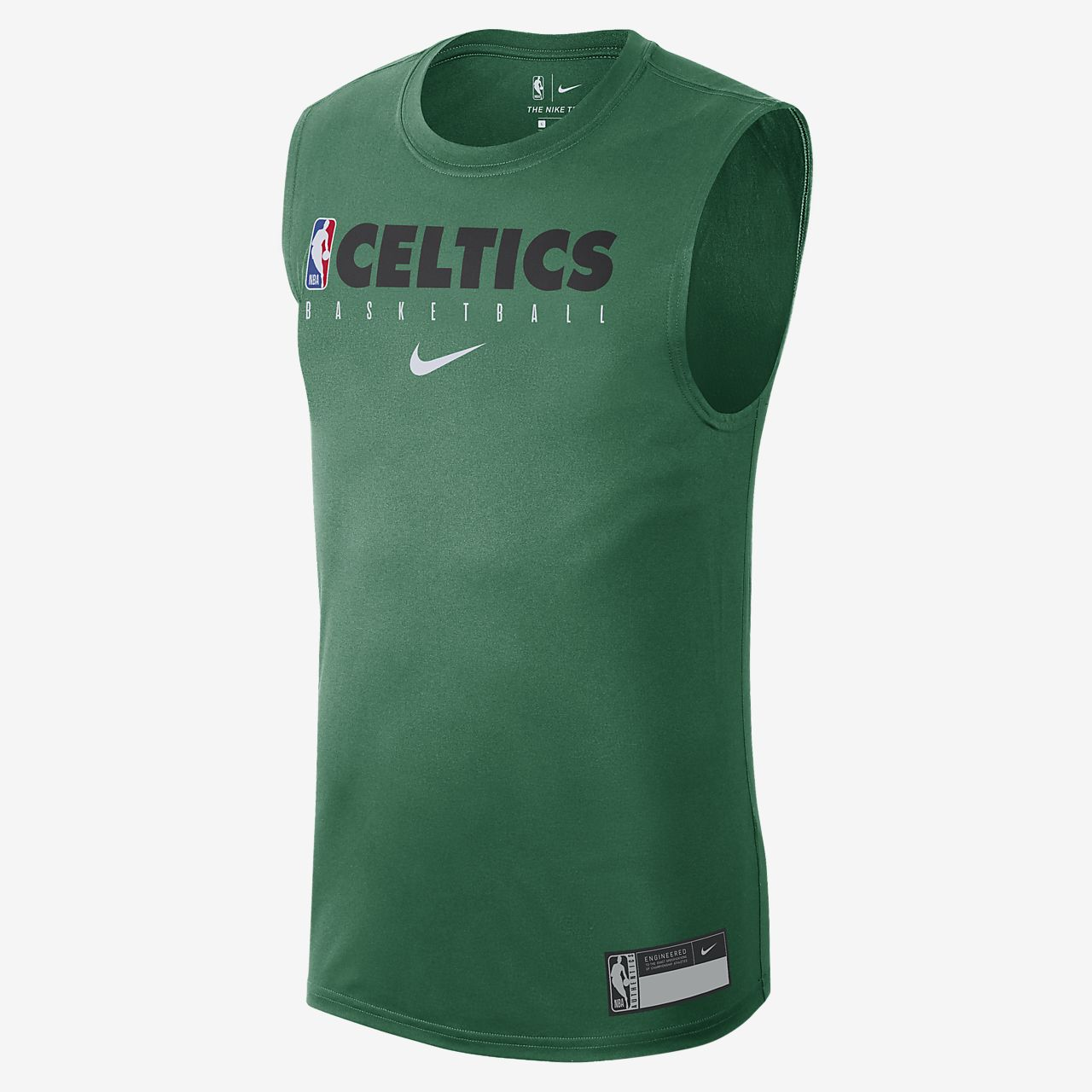 Celtics Training Graphic Men's Nike NBA T-Shirt