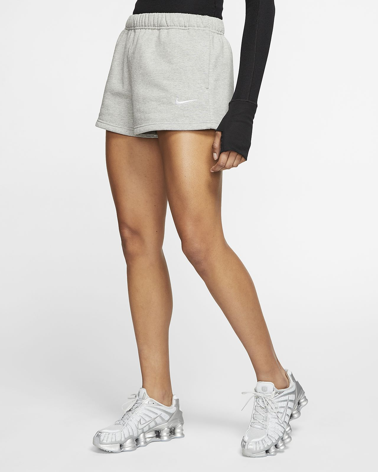 NikeLab Women's Fleece Shorts