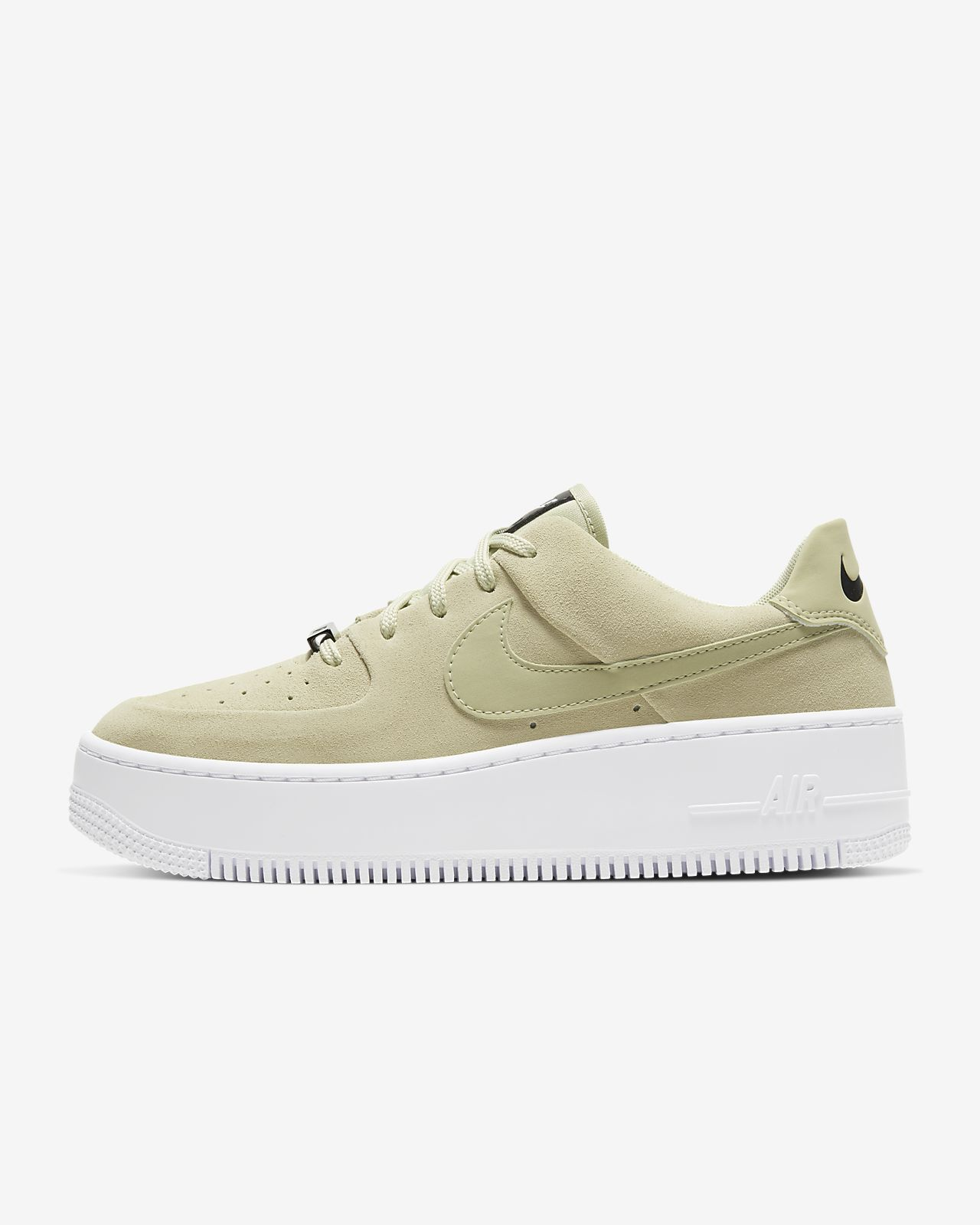 nike sko priser, Nike Sportswear Air Force 1 Sage Sneakers